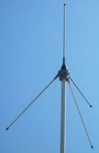 Op VHF uitkomen