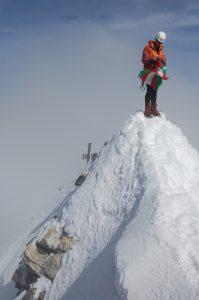 Een variant van Summits on the Air (SOTA)