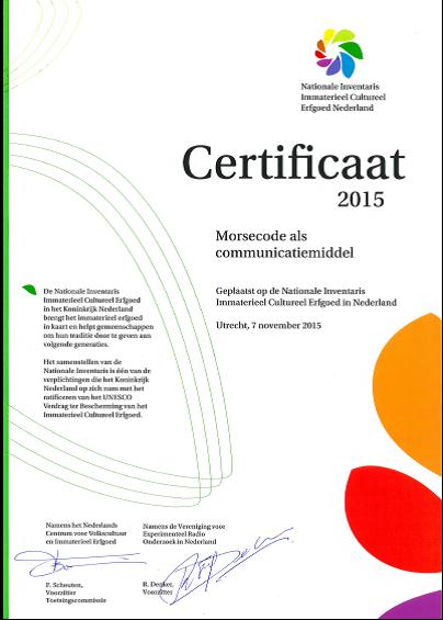 certificaat-2015