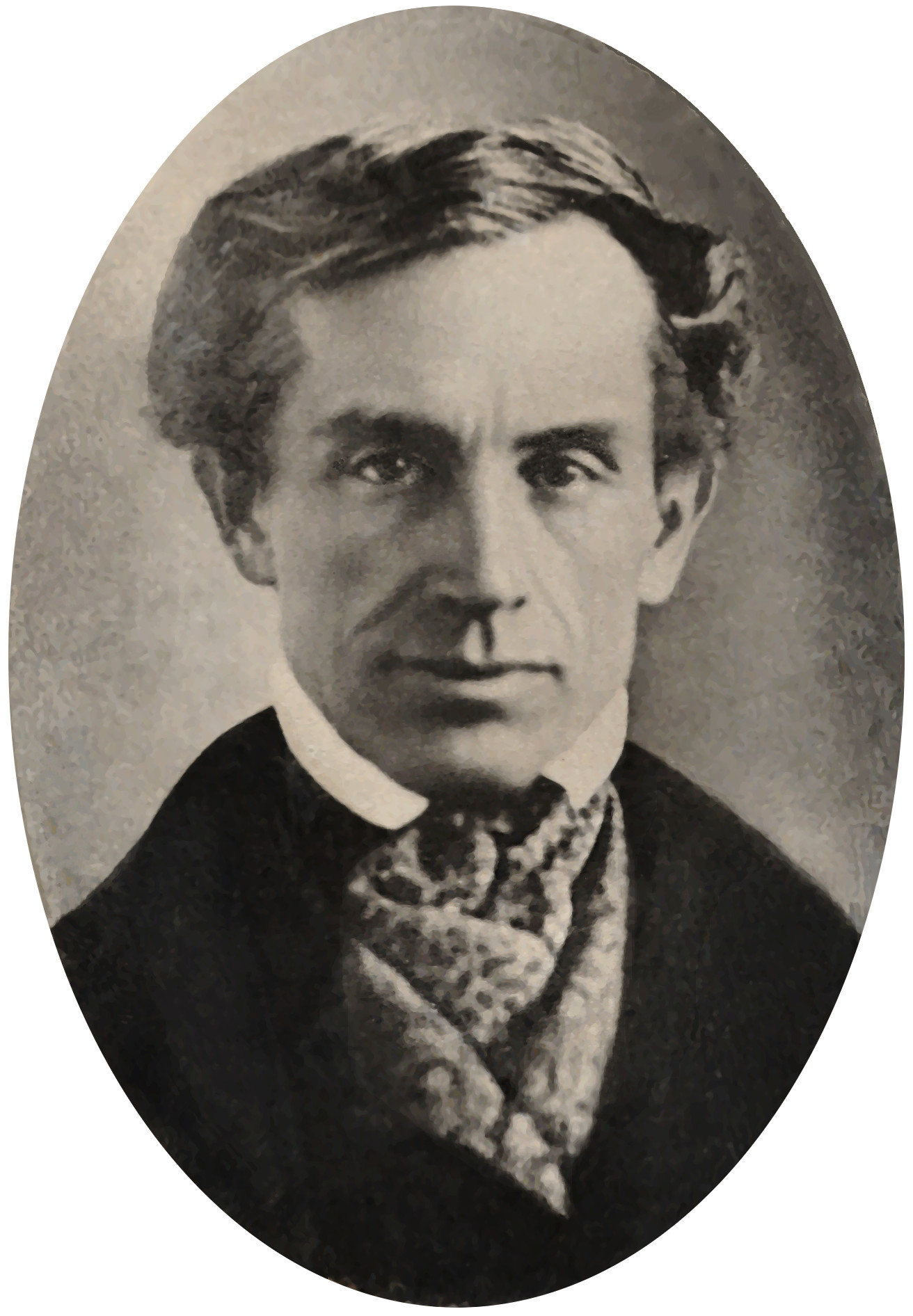Portret van Samuel Morse uit 1840