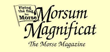 Engelstalige edities Morsum Magnificat online