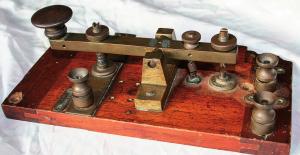 Een bijzondere ontdekking: De Marconi seinsleutel voor de restauratie